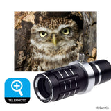 Lens Kit for Samsung Galaxy S7 and S7 Edge - 4in1 - 12x Telephoto