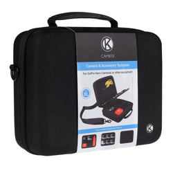 Customizable Carrying Case for GoPro Hero (XL) - Black