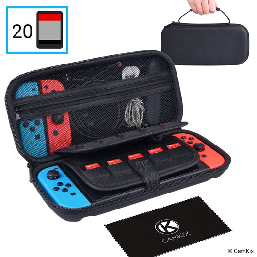 Travel & Storage Case for Nintendo Switch