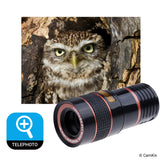 Lens Kit for Samsung Galaxy S7 and S7 Edge - 4in1 - 8x Telephoto