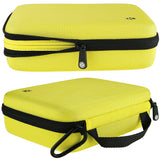 Case for Gopro Hero 4, 3+, 3, 2 - (M) Yellow