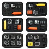 Case with Customizable Interior for Gopro Hero - (L) Black