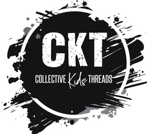 Collective Kids Threads creates fun unique fashion for kids and Adults.