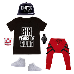 SIX YEARS OF SWAG