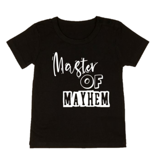 MASTER OF MAYHEM