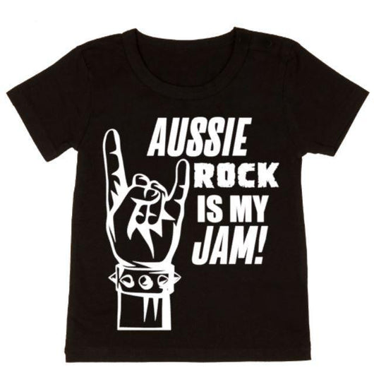 AUSSIE ROCK IS MY JAM