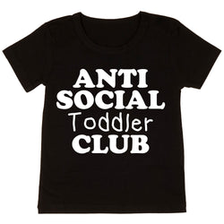 ANTI SOCIAL TODDLER CLUB