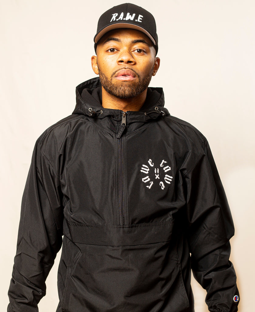 RAWE Cycle Champion Packable Windbreaker Jacket