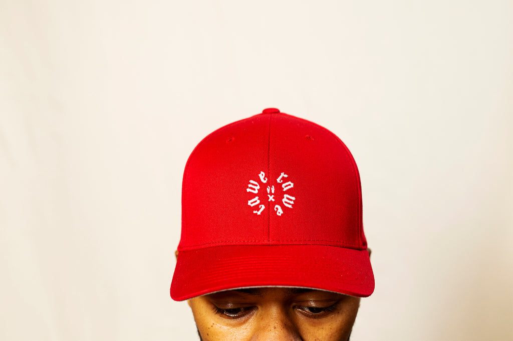 RAWE Cycle Structured Twill Cap