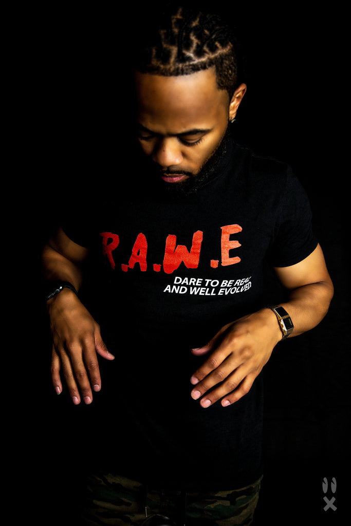 Dare To Be RAWE T-Shirt