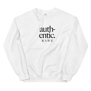 Authentic Unisex Sweatshirt