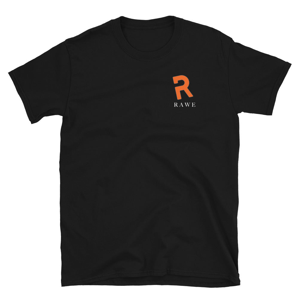 Team RAWE Unisex T-Shirt (BLACK)
