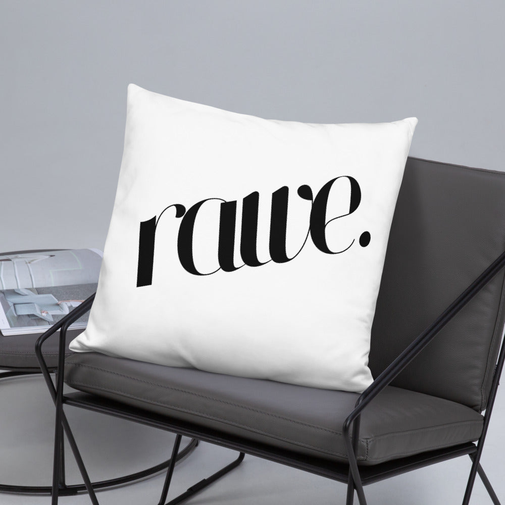 RAWE Minimal Pillow
