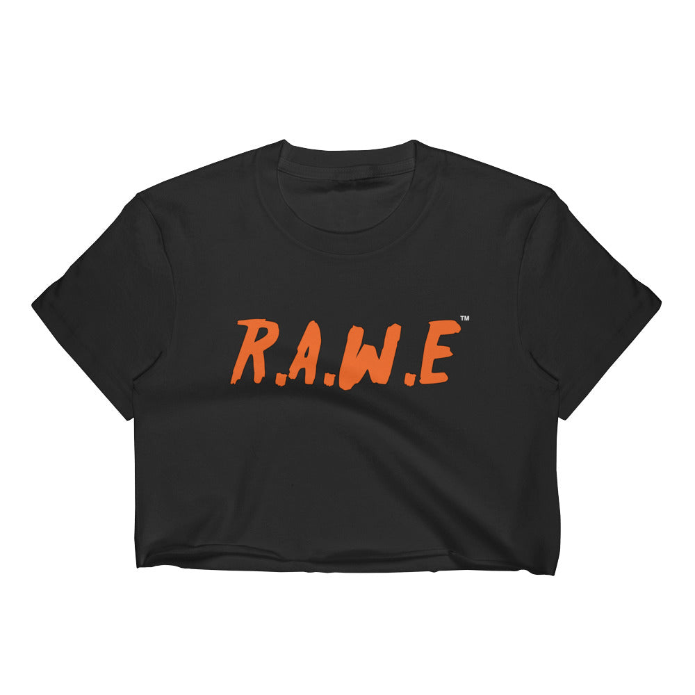 RAWE Cropped T-Shirt