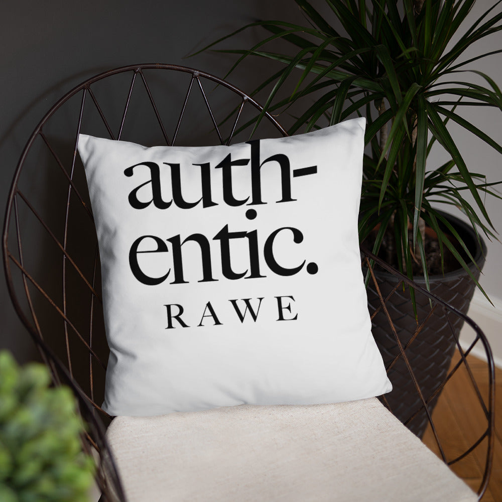 Authentic Pillow