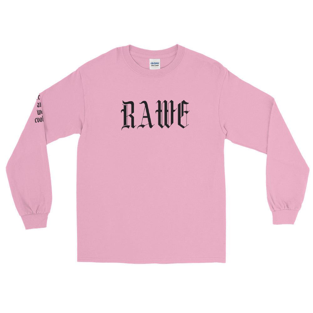 RAWE English Long Sleeve (LIMITED EDITION PINK)