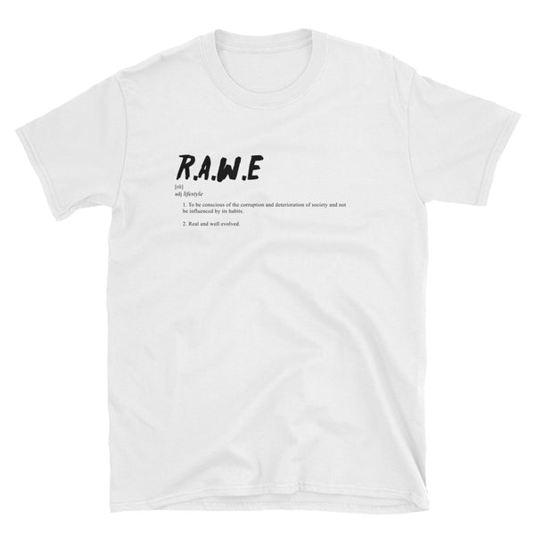 RAWE Definition T-Shirt