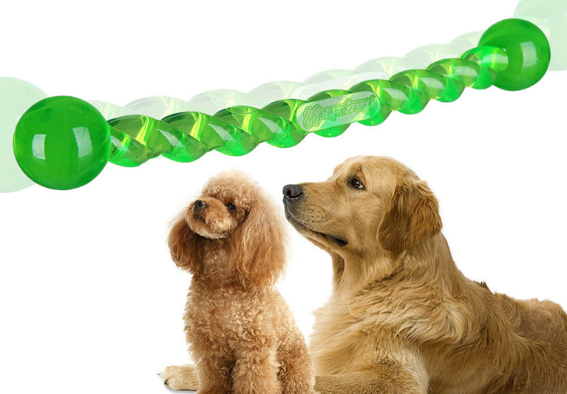 Dog teething chew toy