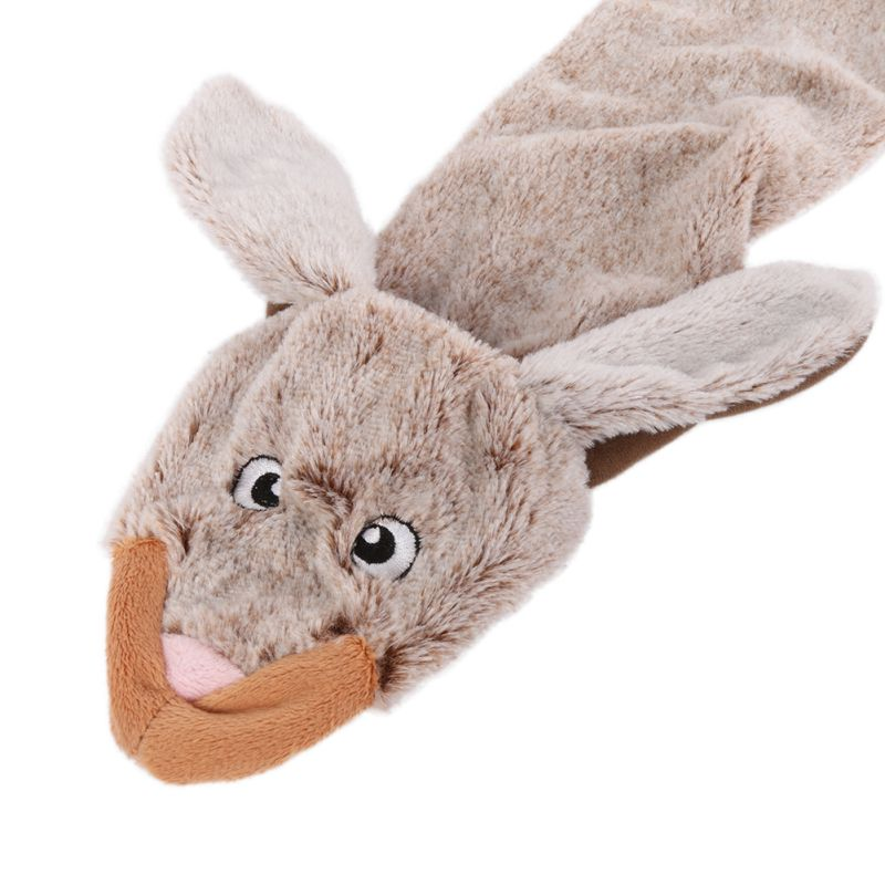 Cute Wolf Toys Stuffed Squeaking Animals