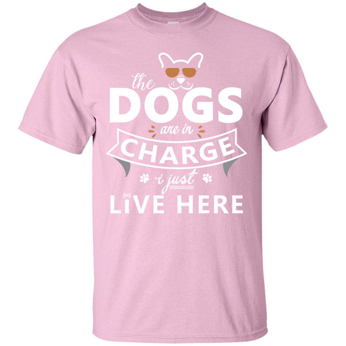 Limited Edition - The Dogs Are In Charge
