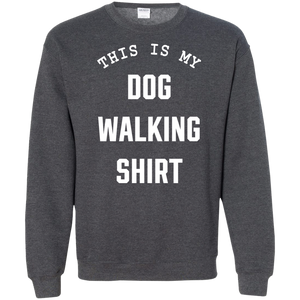 This Is My Dog Walking Shirt