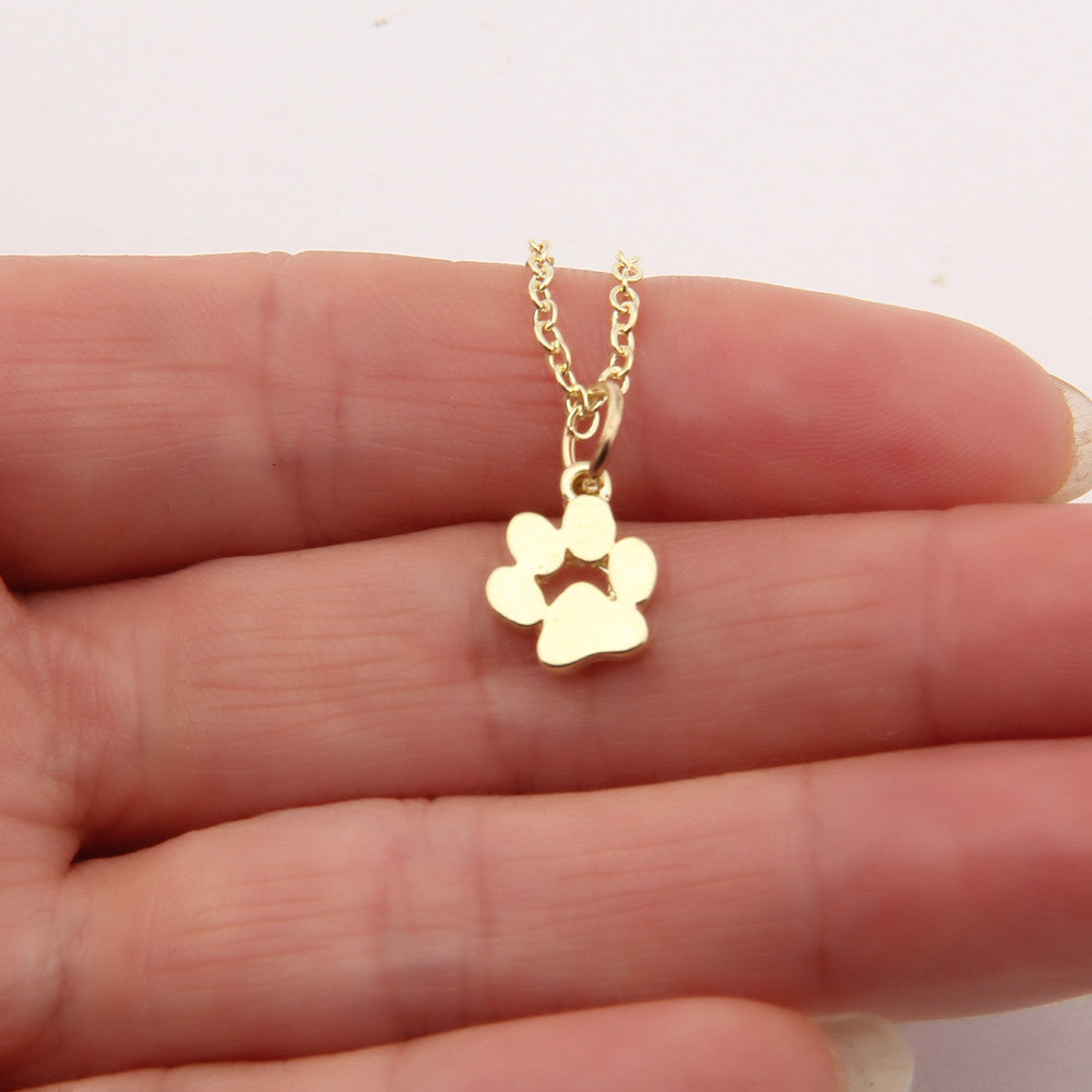 Cute Paw Necklace