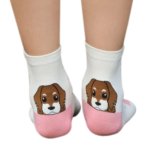 Cute Dog Socks - 6 Different Styles!