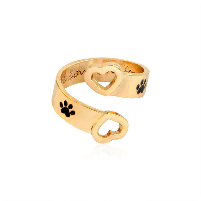 'I Will Love You Forever' Ring