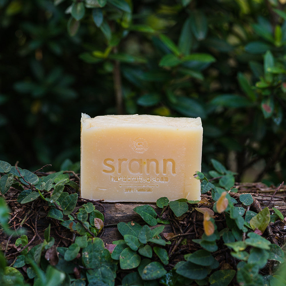 BS09: MARINE: Menthol, Eucalyptus, & Sweet Orange Soap - SRANN