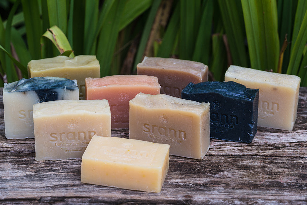 BS04: EXOTIC: Honey, Tamarind, & Cinnamon Soap - SRANN