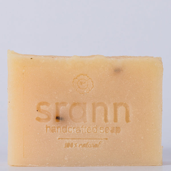 BS24: Scented TURMERIC Soap - SRANN