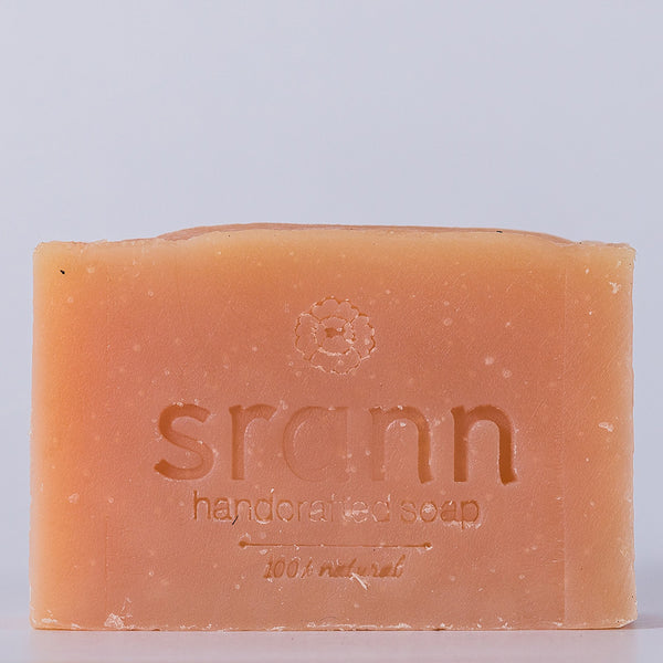BS21: Scented LEMONGRASS Soap - SRANN