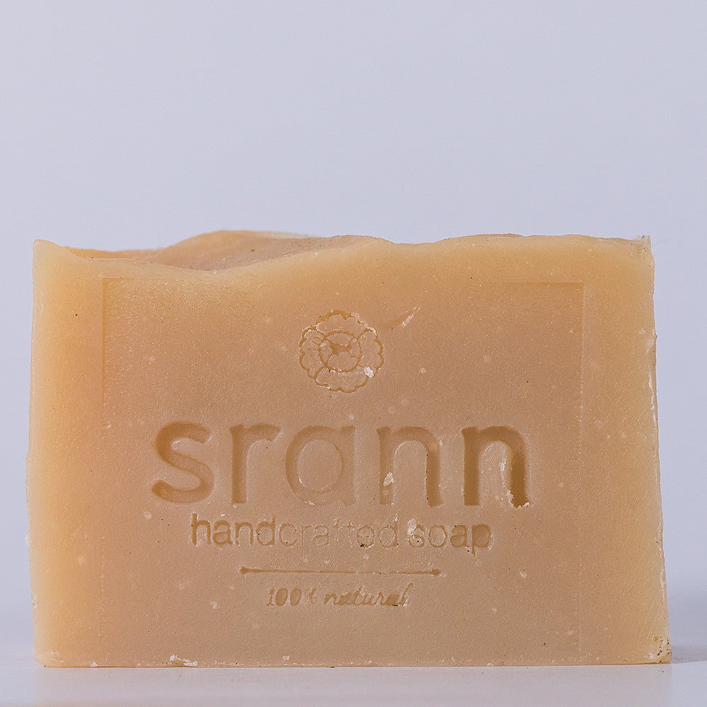 BS17: Unscented HONEY Soap