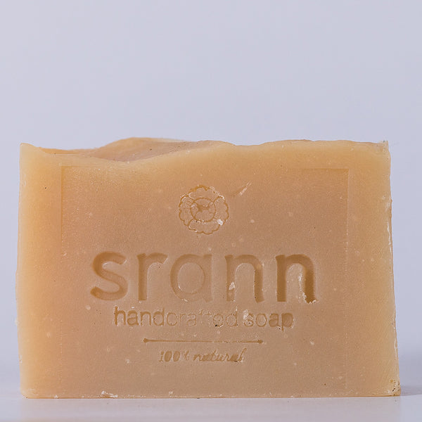 BS17: Unscented HONEY Soap - SRANN