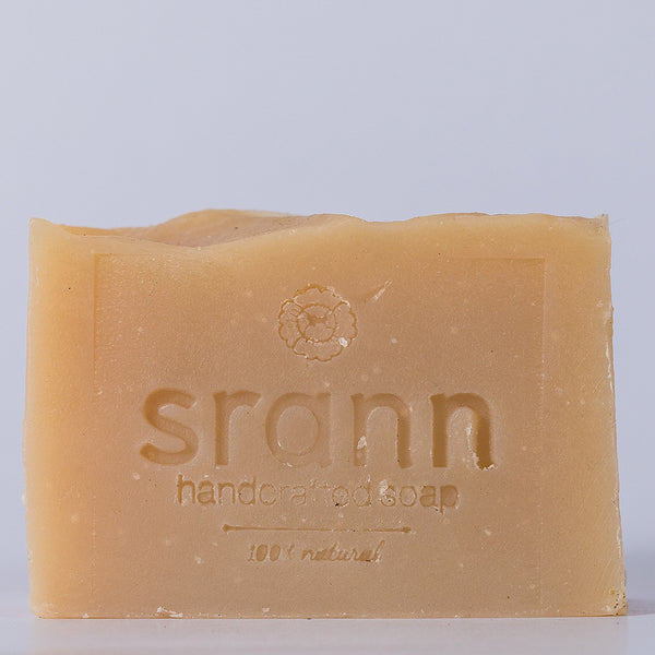 BS18: Unscented ALOE VERA Soap - SRANN