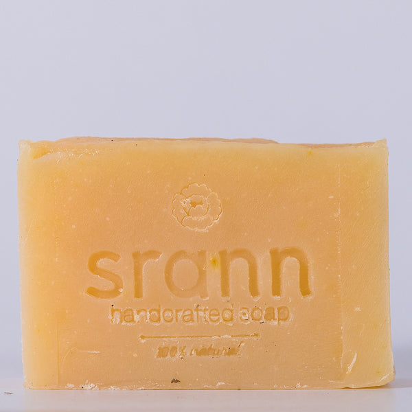 BS22: Scented SWEET ORANGE soap - SRANN