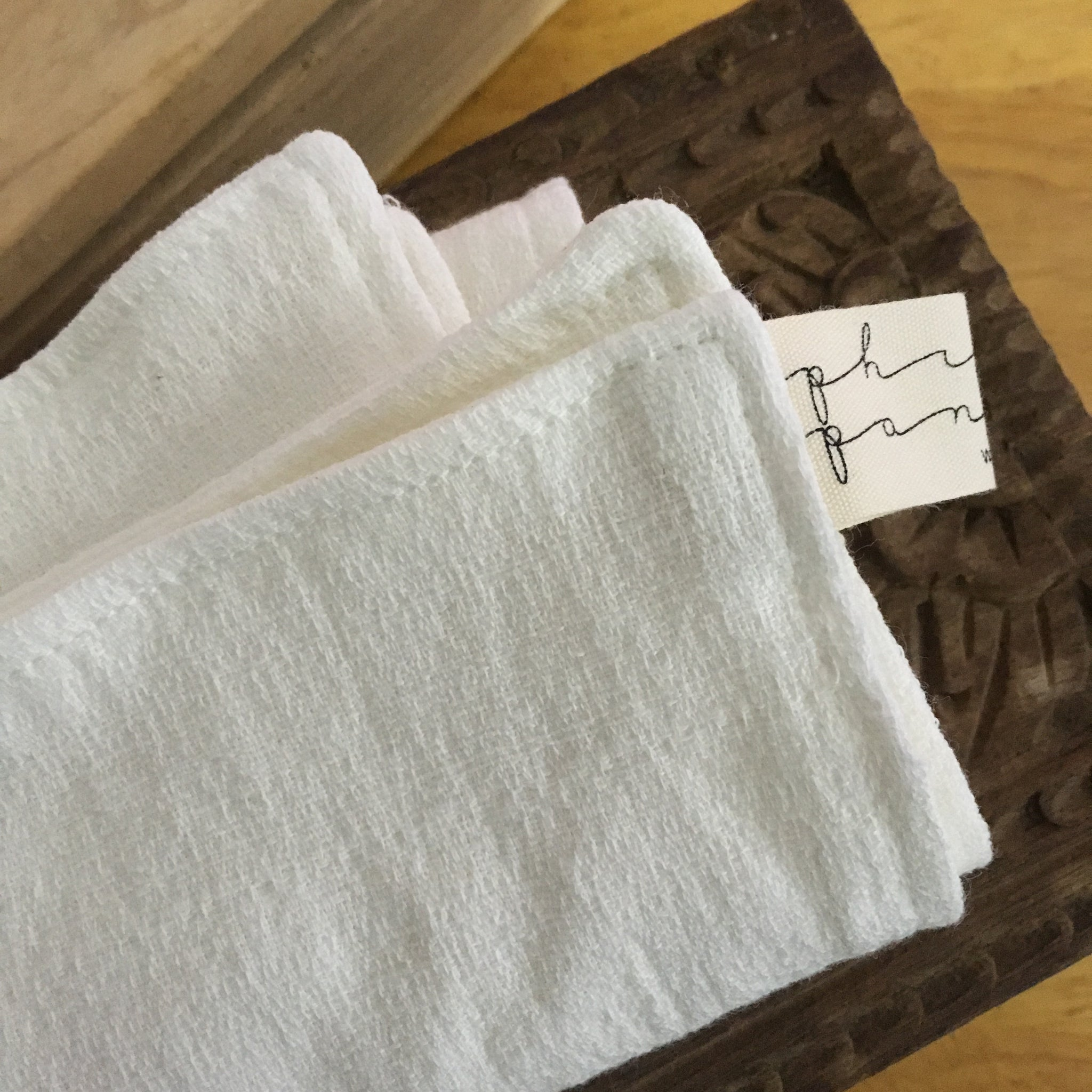 Bamboo Cotton Towel - SRANN