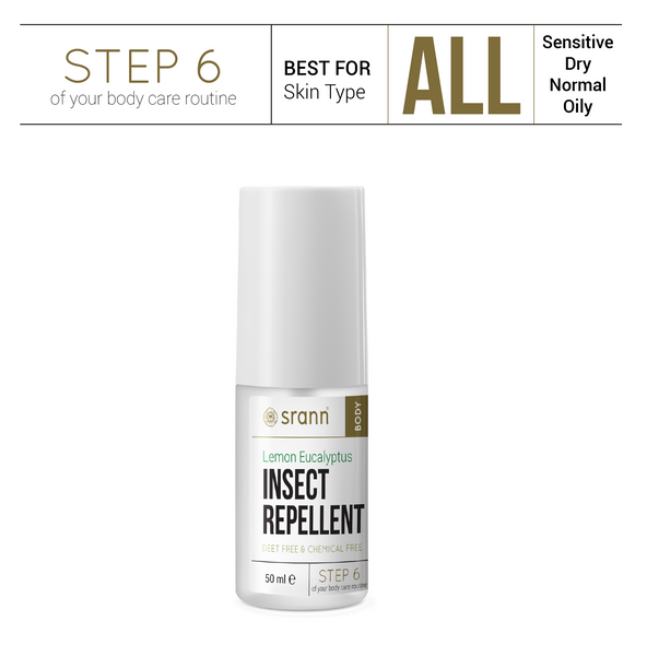 Lemon eucalyptus INSECT REPELLENT - SRANN