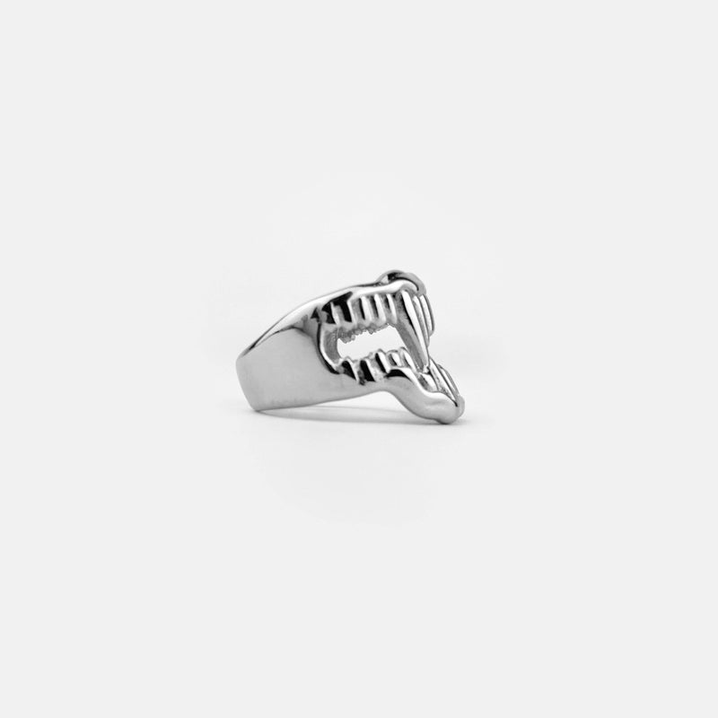 BITE ME RING RARE-ROMANCE™️ RARE-ROMANCEJewelry - Jewelry - Fashion - silver - gold - necklace - pendant  - chain - choker