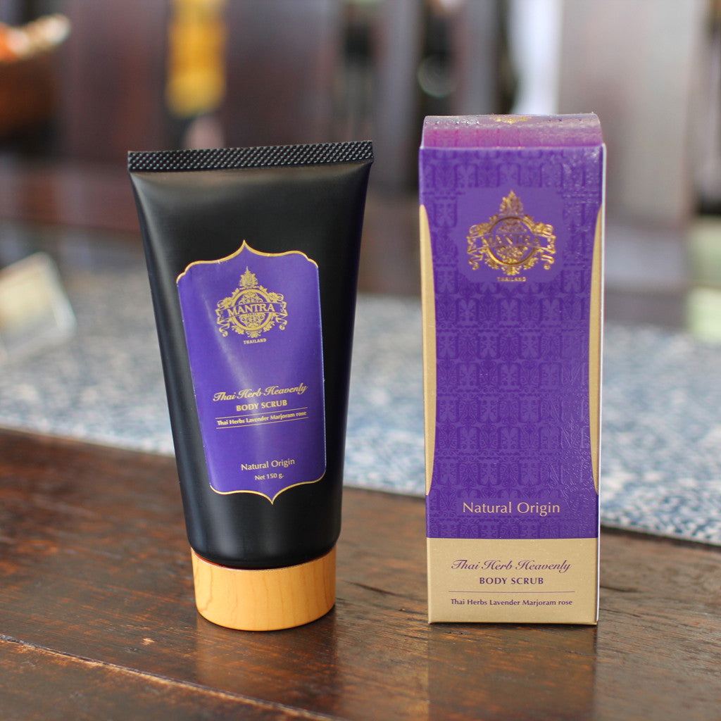Mantra Thai Herb Heavenly Body Scrub