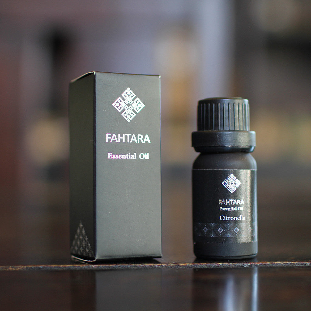 Fahtara Natural Citronella Essential Oil