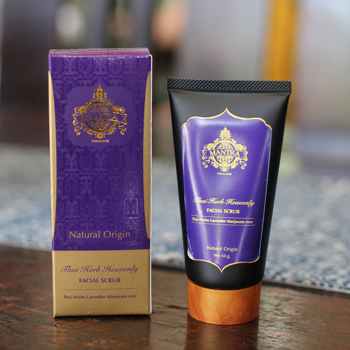 Mantra Thai Herb Heavenly Facial Scrub