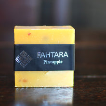 Natural Handmade Pineapple Thai Soap