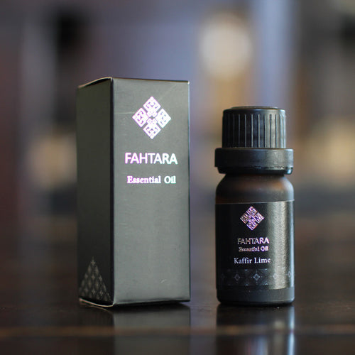 Fahtara Natural Kaffir Lime Essential Oil