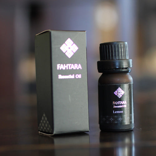 Fahtara Natural Lemon Essential Oil