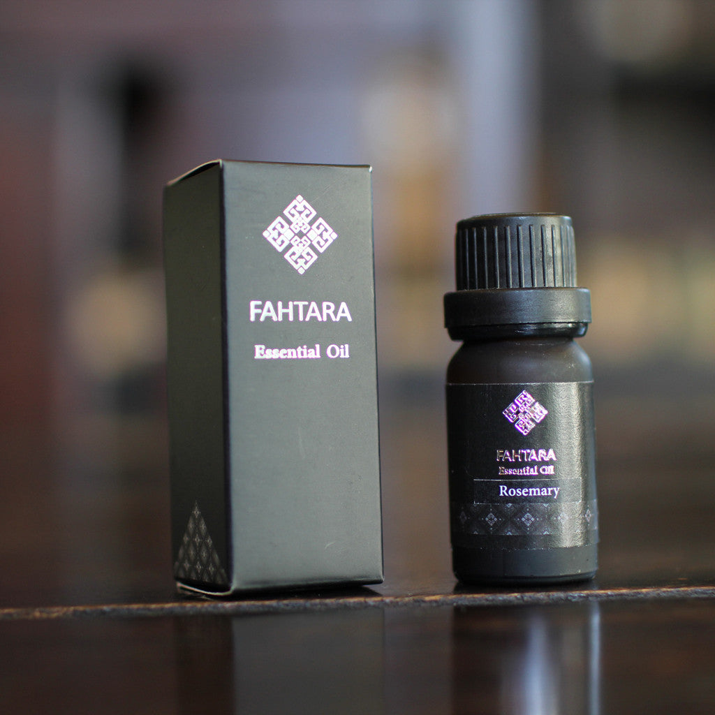 Fahtara Natural Rosemary Essential Oil