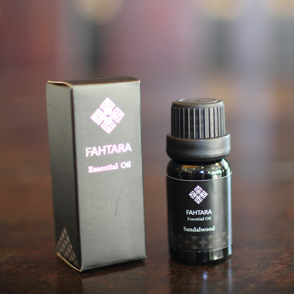 Fahtara Natural Sandalwood Essential Oil