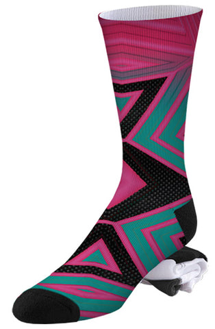Bionic Nike Style Inspired Basketball Sports Socks