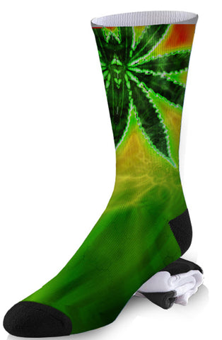 Am I Tripping or Is That Just My Cannabis Sock?
