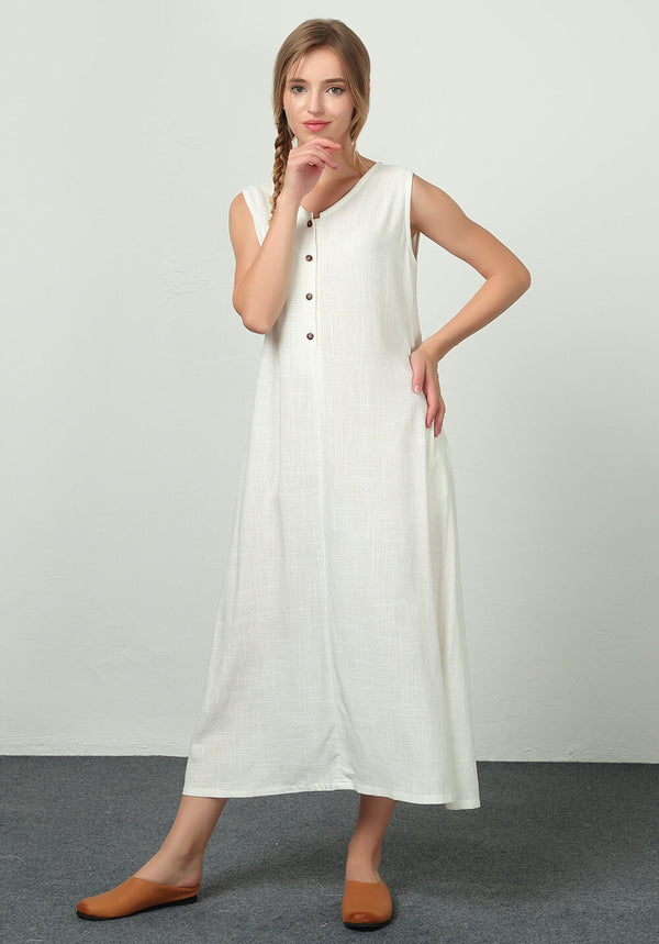 Oversize Linen Cotton Custom made clothes B65
